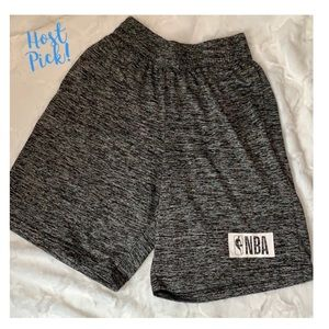 NBA Size S Black Basketball Shorts